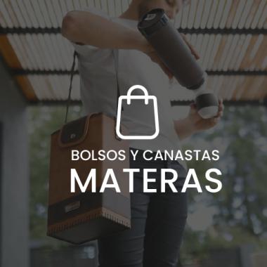BOLSOS Y CANASTAS MATERAS