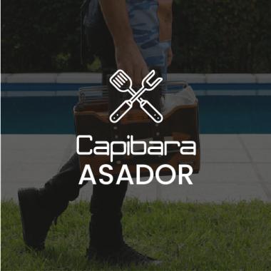CAPIBARA ASADOR